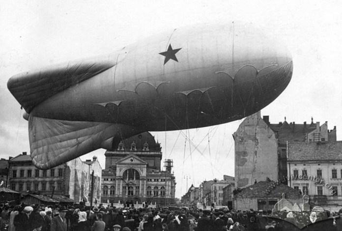 Площа Зернова,1947 рік.