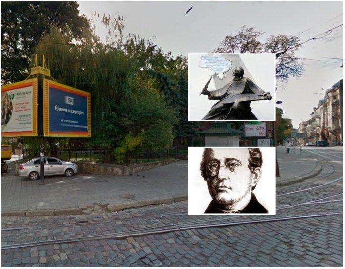 У Львові спорудять пам'ятник творцеві Державного Гімну України