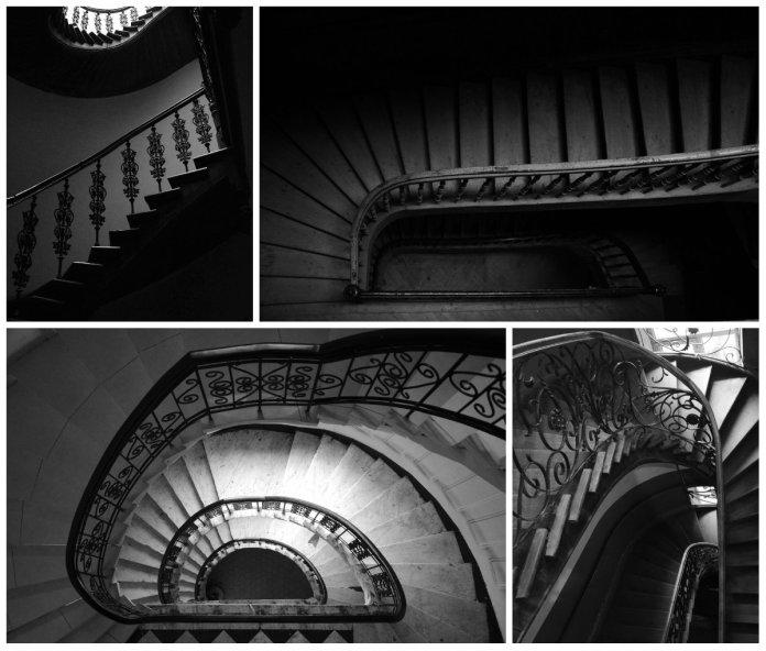 Топ-10 сходів у львівських будинках