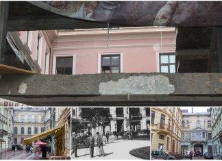 Пасаж Гаусмана, або де відбувся перший кіносеанс у Львові