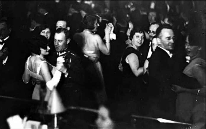 Танці у міжвоєнному Львові, фото поч. 1930 - х рр.