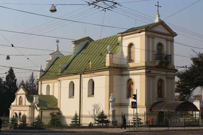 Церква Петра і Павла на Личакові. Фото 2015 року