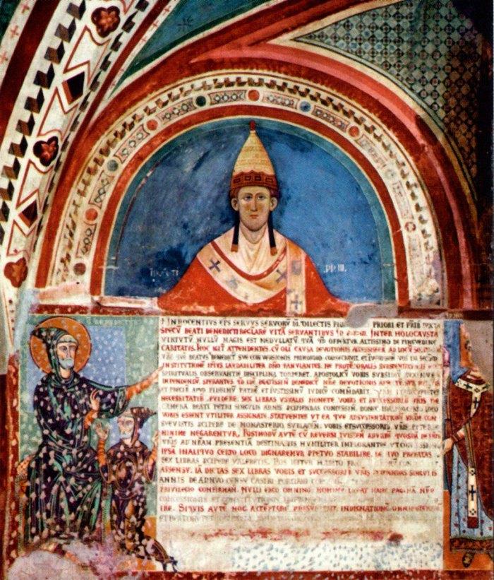 Папа Інокентій ІІІ
