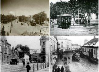 Перший в Україні трамвай