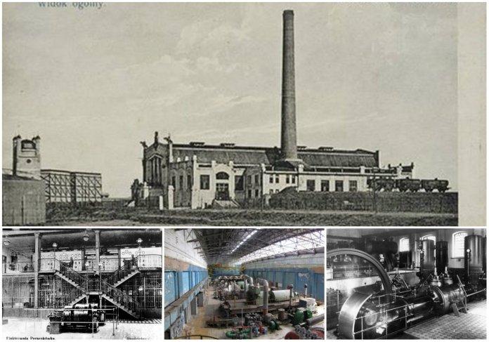 Столітня електростанція на Персенківці