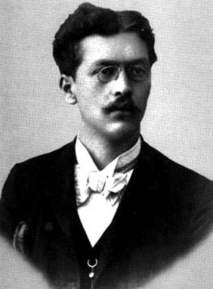 Священик УГКЦ (капелан), композитор, дириґент, громадський діяч Остап Нижанківський