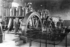 Електростанція на Персенківці, генератори