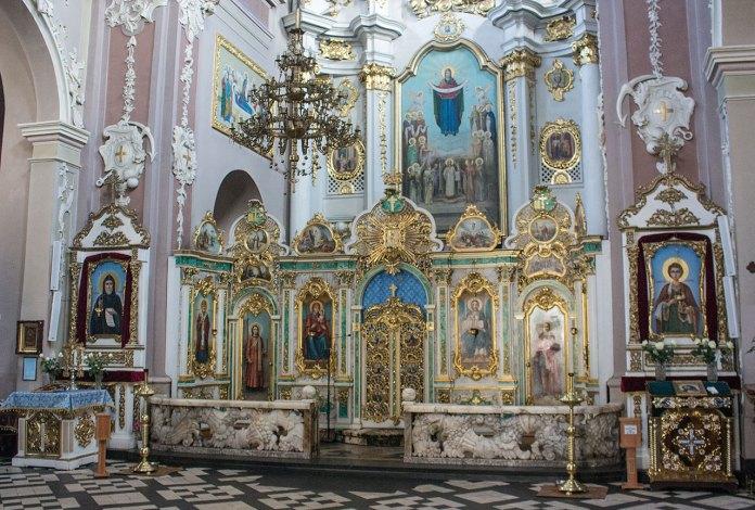 Алебастрова балюстрада у стилі ар-деко