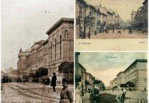 Князя Романа - вулиця довжиною у понад шість століть. Історія у 12 зображеннях