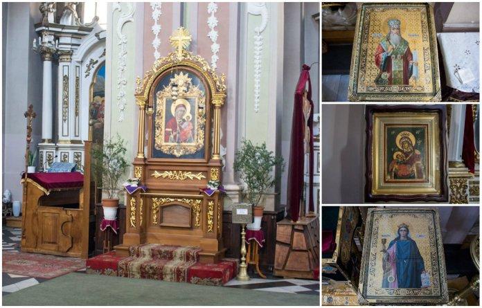 Чотири найголовніші ікони Свято-Покровського кафедрального собору у Львові