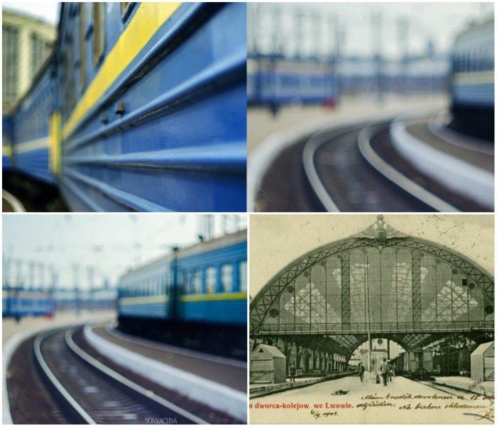 Перша в Україні залізниця