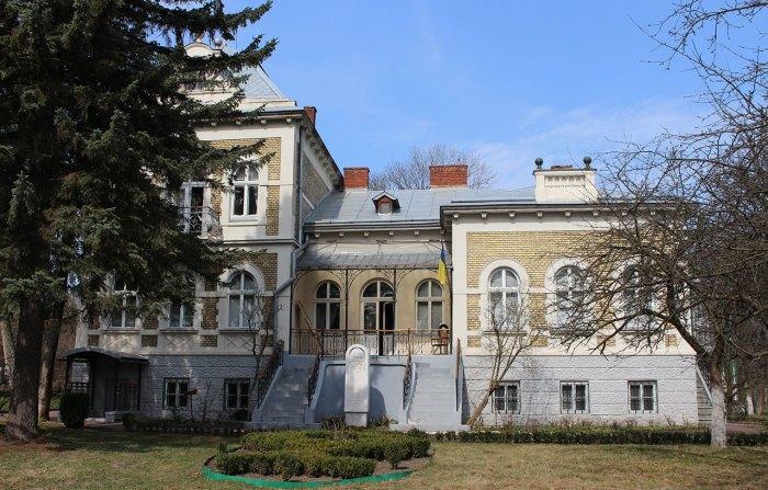 Державний меморіальний музей Михайла Грушевського у Львові на вул. Івана Франка, 154