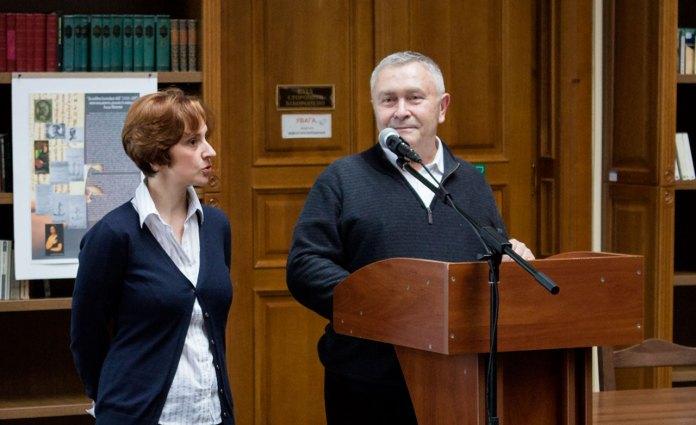 "Директор ""Альянс Франсез"" у Львові,  Бернар Улья"