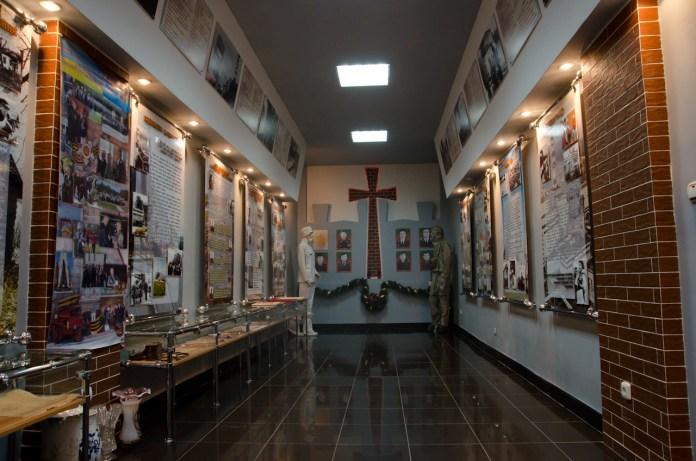 Чорнобильська зала.