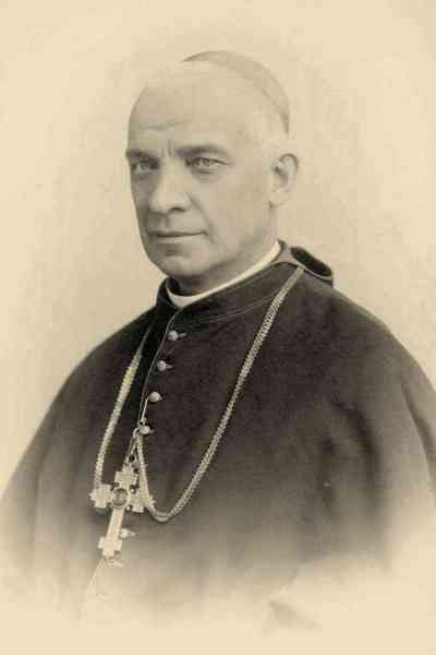 Кардинал Ян Пузина.