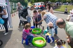 Дитяче свято казок у Львові в Парку культури