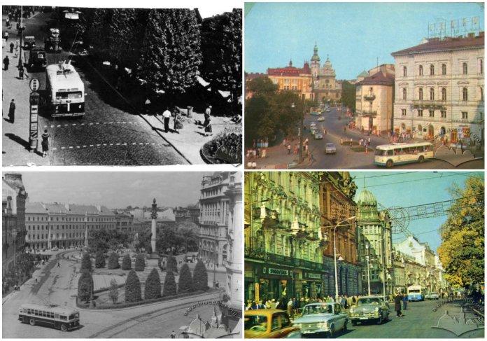 Зниклі тролейбусні маршрути або слідами львівського тролейбуса
