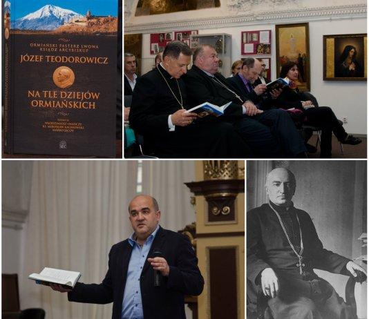Презентація книги «Вірменський Пастир Львова архієпископ Йосиф Теодорович на тлі вірменської історії».