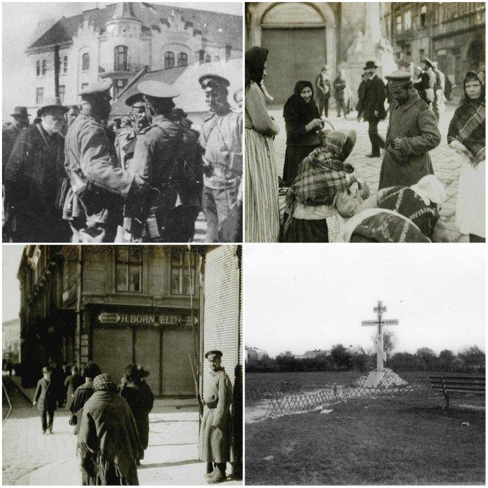 Російські війська у Львові в 1914-1915 роках. Історія у 17 зображеннях