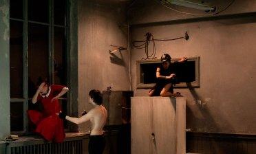 Сцена з вистави «Перетворення»
