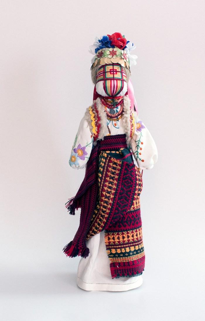 """Лялька """"Настя Лісовська"""". Авторська робота майстрині Лесі Скрипки."""