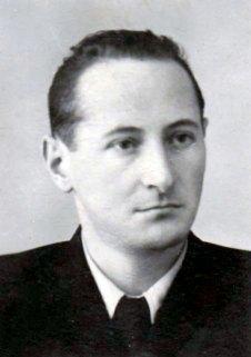 Кость-Арпад Березовський. Фото 1939 р.