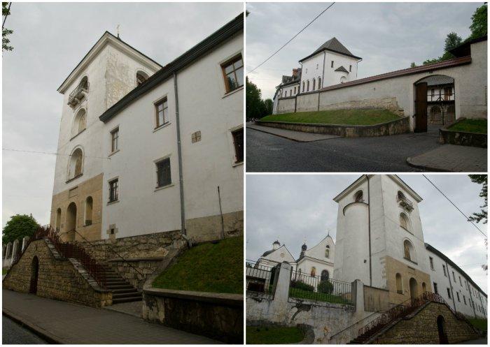 Монастир св. Онуфрія (о. Василіян).