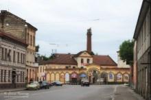 Колишня фабрика Бачевських.