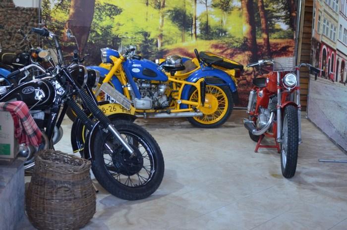 """Мотоцикли """"ІЖ"""" з власними доробками."""