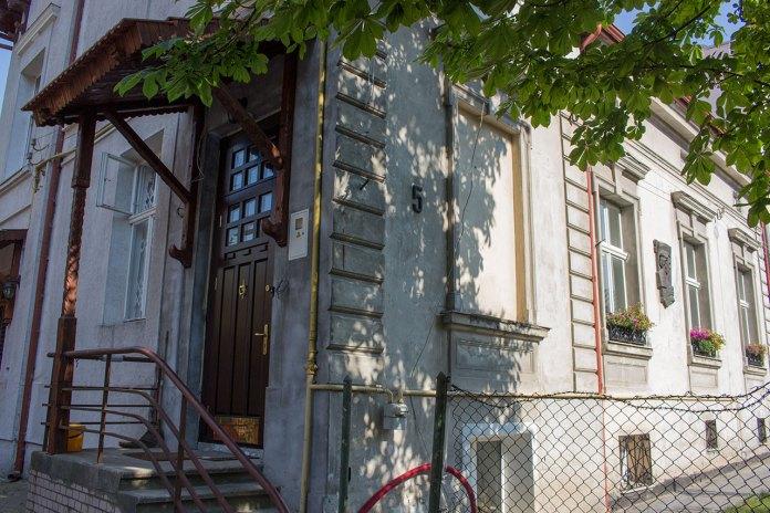 Будинок № 5, де мешкав композитор і піаніст Василь Барвінський
