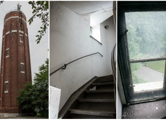 Водонапірна вежа на Тернопільській - минуле та сьогодення