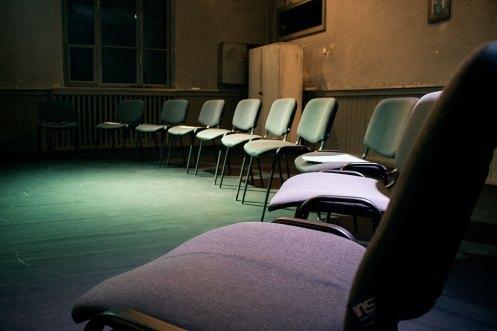 """Сценічне прочитання інсценізації повісті Анатолія Дімарова """"Федотович"""""""
