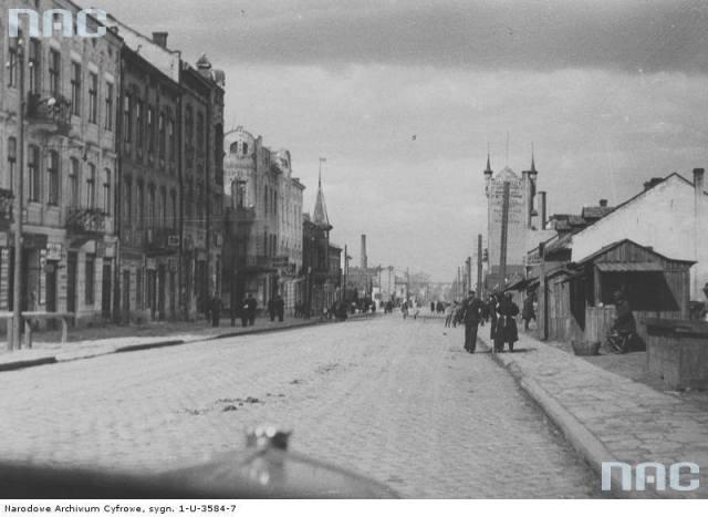 Жовківська Рогатка у Львові, фото початку ХХ століття