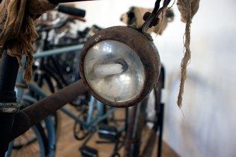 Виставка раритетних велосипедів