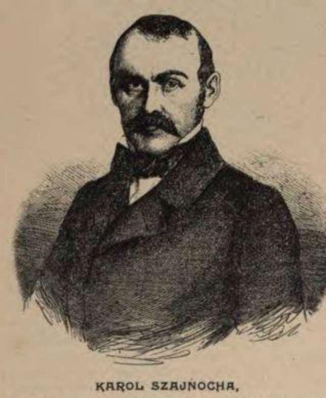 Кароль Шайноха (1818-1868) - львівський історик та політичний діяч