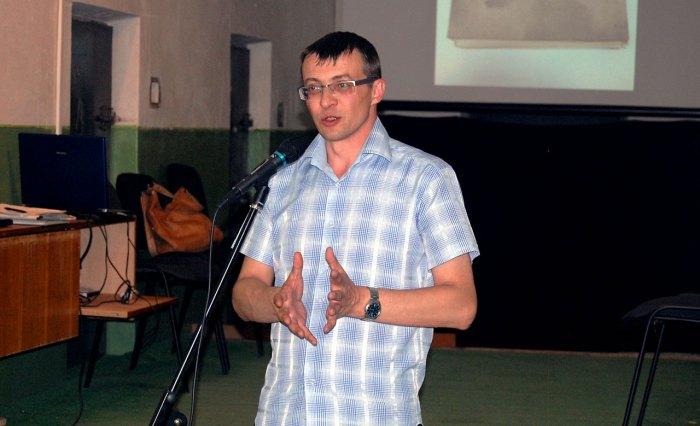 Руслан Забілий — директор Національного музею-меморіалу «Тюрма на Лонцького»
