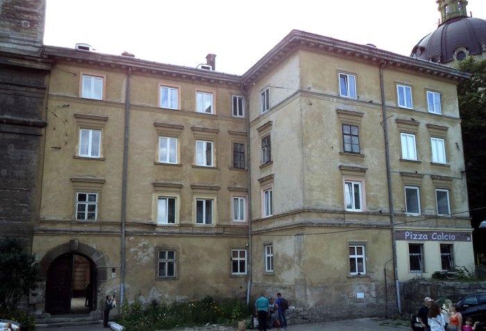 Будинок на вулиці Підвальній, 9 у Львові