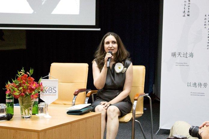 Мар'яна Савка, головний редактор «Видавництва Старого Лева».