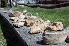 Знахідки археологічної експедиції.