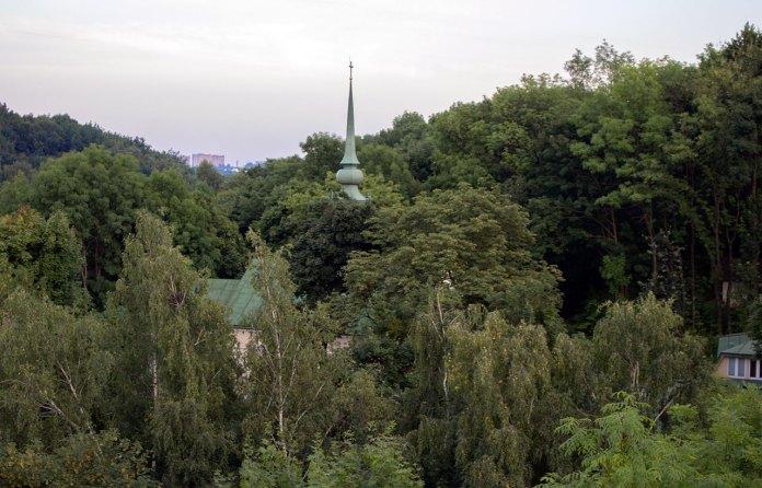Церква священномученика Йосафата і всіх українських мучеників. 2015 р.