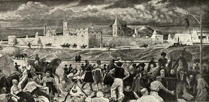 Облога Львова військами Хмельницького у 1648 році