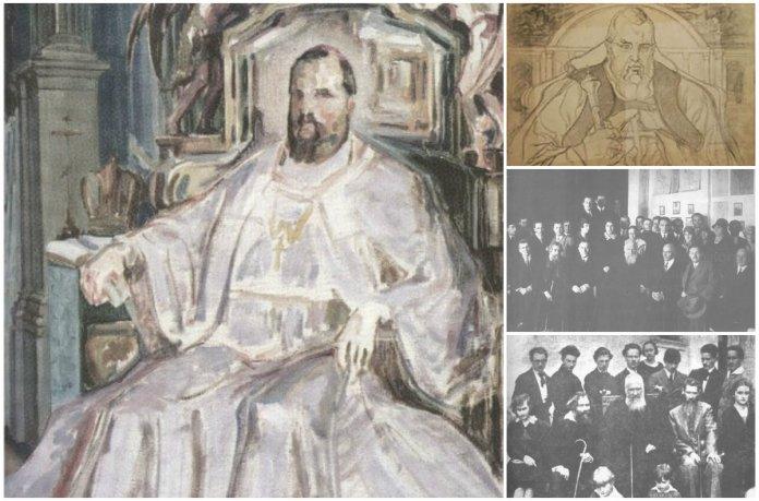 Визначний митець і володар душ, або про дружбу Олекси Новаківського з митрополитом Андреєм Шептицьким