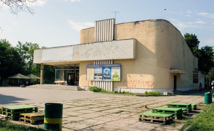 Приміщення кінотеатру