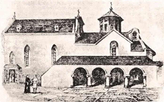 Вірменський храм Успіння Богородиці у Львові