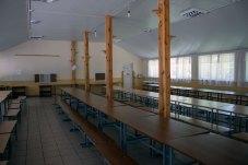 Їдальня дитячого центру оздоровлення, відпочинку та туризму «Росинка»