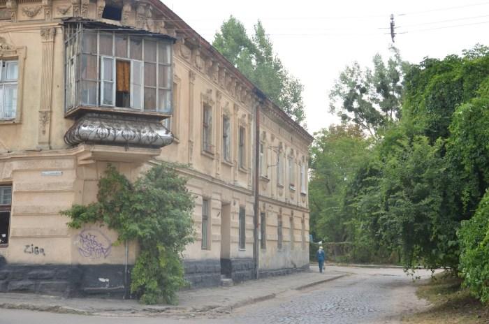 Вулиця Біляшівського