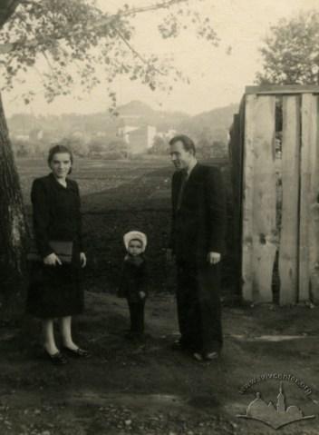 Львів, Підзамче. Вулиця Бойова 4, 4а (тепер Промислова 31,33), фото 1953