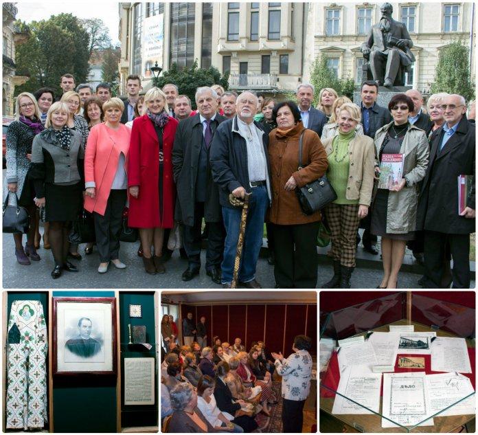 Як святкували 149-річчя Михайла Грушевського у Львові