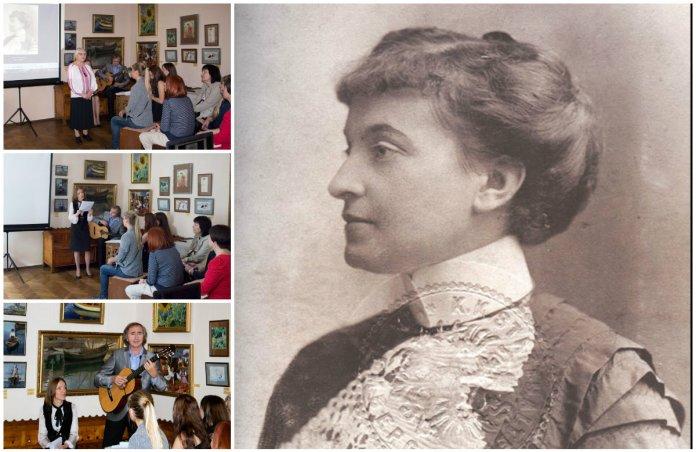 Як в музеї Олени Кульчицької відсвяткували день народження мисткині