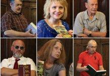 Як львівські письменники та перекладачі представляли свої нові видання